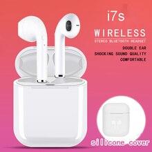I7s Tws casque sans fil Bluetooth écouteurs Air écouteurs mains libres dans loreille casque avec boîte de charge pour iPhone huawei Xiaomi