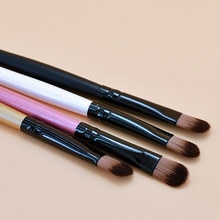 Eye Shadow Powder Makeup Brushes Blending Concealer Makeup Brushes Wool Fiber Lips Brush Foundation