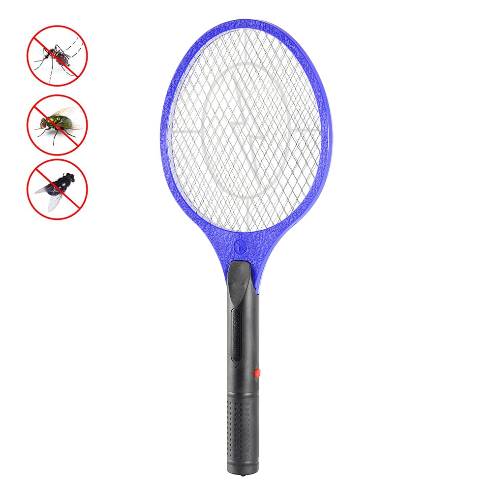 NEW Electric Mosquito Swatter Anti Mosquito Fly Repellent Bug Insect Repeller Reject Killers Pest Re