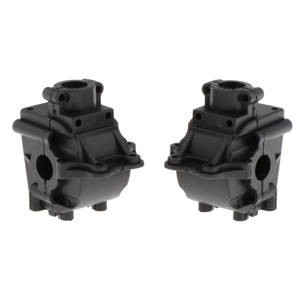 2 Set Plastic Upper and Lower  Cover Housing Replacement Accessories for  WLTOYS 144001 Remote Contr