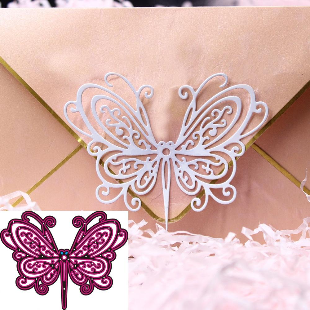 Presente da flor da lebre nova prancheta de transferência folha de metal selos e cartão de visita impressão molde diy