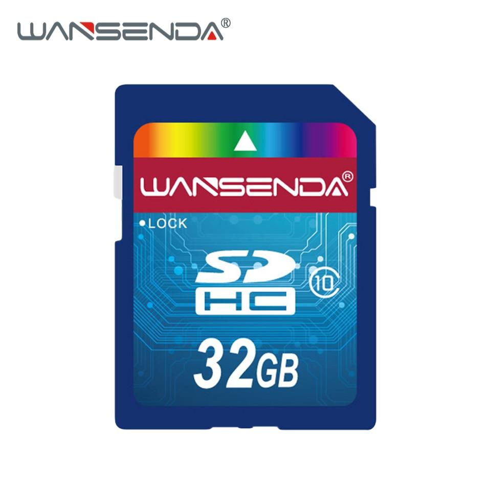 High Speed Class 10 SD Card 4GB 16GB 32GB 64GB Memory SDHC/SDXC Flash For Digital Camera