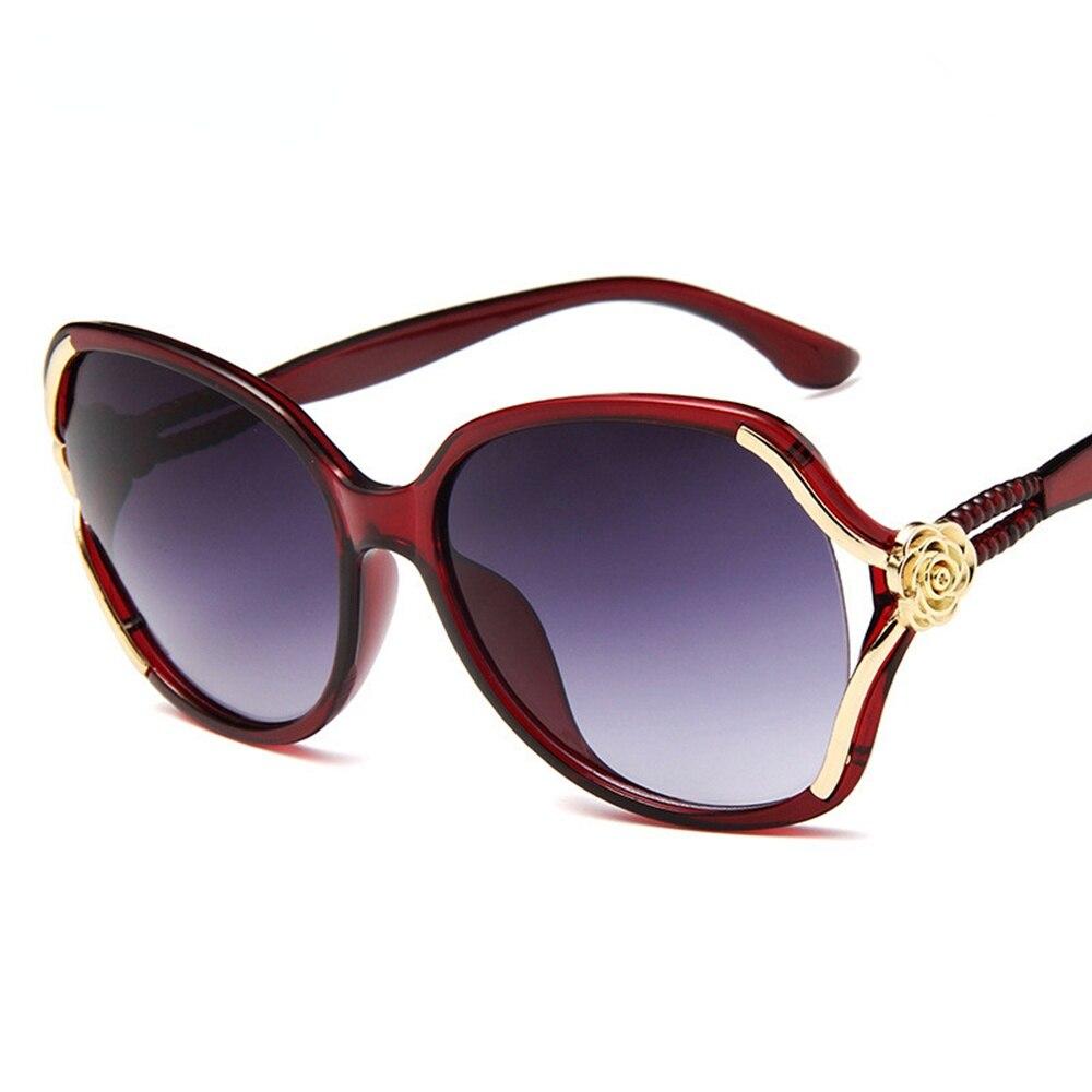 2021 New Fashion Hot Style Women Retro Lady Driving Luxury Sunglasses Female Spectacles Elegant Ladi