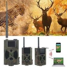 Skatolly HC300M HC550M HC 700G avcılık kamera 12MP 940nm gece görüş MMS GPRS İzcilik 2G/3G tuzak kızılötesi Trail kameralar
