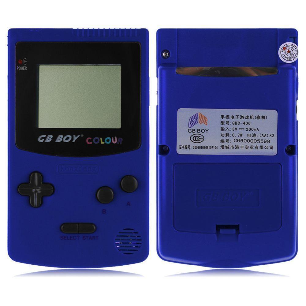 GB Boy Colour Color Portable Game Console 2.7
