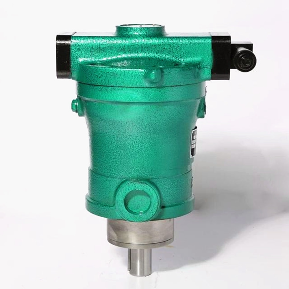 10PCY14-1B bomba de aceite hidráulico bomba de pistón Axial bomba de émbolo de alta presión 31.5Mpa para plegadora de frenos