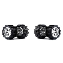 for Wltoys A979-2 RC Car Spare Parts Left Right Tire Vehicles Toys