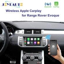 Joyeauto Wireless Apple Carplay For Land Rover Range Rover Evoque 2013-2017 Wired Android Auto Mirror USB Flash iOS13 Carplay