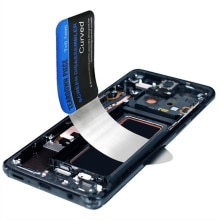 Mobile Phone Screen Opening Pry Card Tools Curved LCD Screen Spudger Ultra Thin Flexible CellPhone L