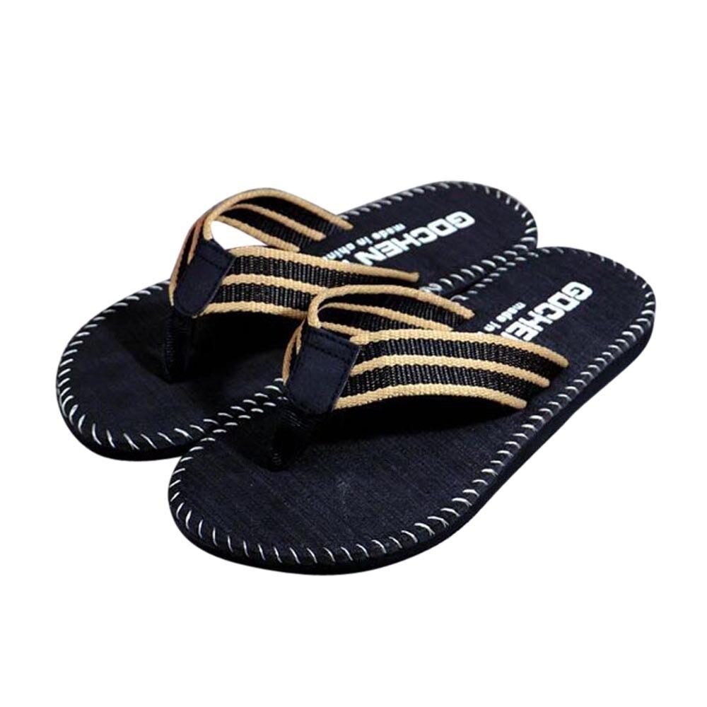 Casa Flip Flops Homens Chinelos Sapatos Confortáveis Sandálias Masculinas Casuais Verão Quarto Zapatillas Hombre Banho Slides A50
