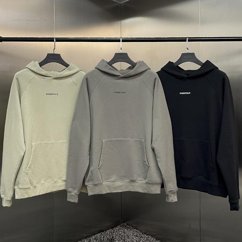 جديد Fw21 قميص رجالي مع قلنسوة جيري لورينزو علامة تجارية على الموضة شعار صغير 100% قطن هيب هوب فضفاض بقلنسوة بحجم كبير للجنسين