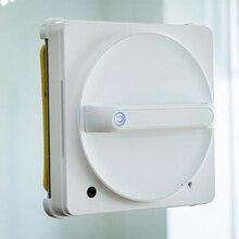 Kontrola aplikacji biały niebieski Robot płyn do szyb wysoki poziom ssania Anti-Falling najlepszy odkurzacz Robot do ramy/bezramowe okno