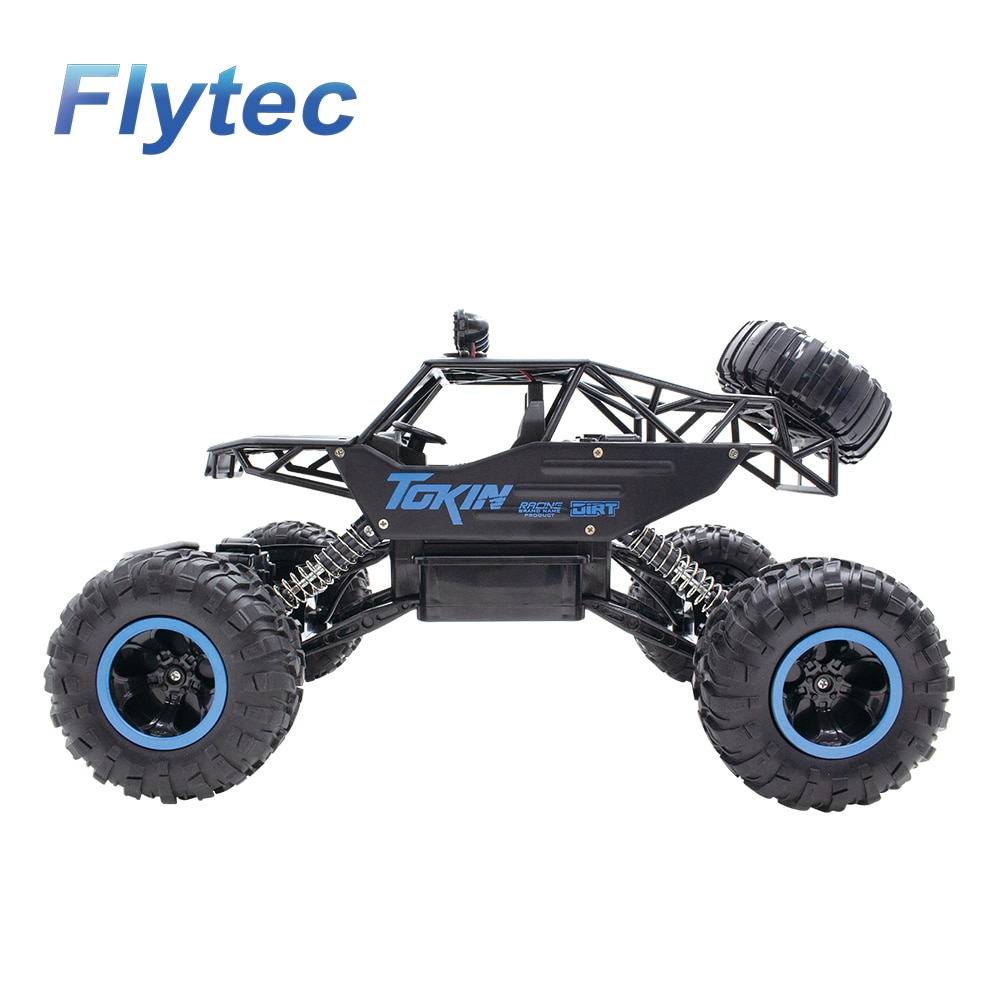 8860 Flytec 15in 37cm Big Size RC Monster Truck Car Climbing Car 4WD Off Road Vehicle Conquering All Terrain RC Toy Car For Kids enlarge