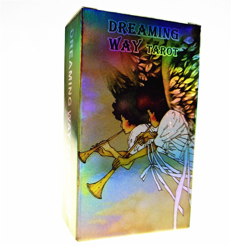 2021 Hot Sell Dreaming Way Tarot  Cards 78Cards Tarot Cards For Divination Personal Use Full English Version Tarot 2021 hot sell dreaming way tarot cards 78cards tarot cards for divination personal use full english version tarot