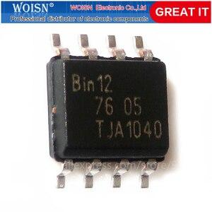 10PCS TJA1040 TJA1042 TJA1050 A1040/C SOP8 SMD High speed CAN transceiver