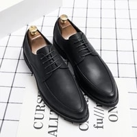 new spring and autumn mens shoes comfortable oxford shoes luxury brogues mens business mocha shoes casual formal shoes eur3844
