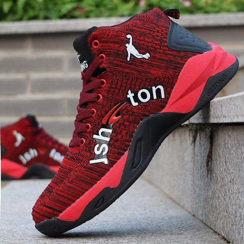 Zapatillas de baloncesto Jordan para Hombre, calzado de alta calidad con amortiguación...