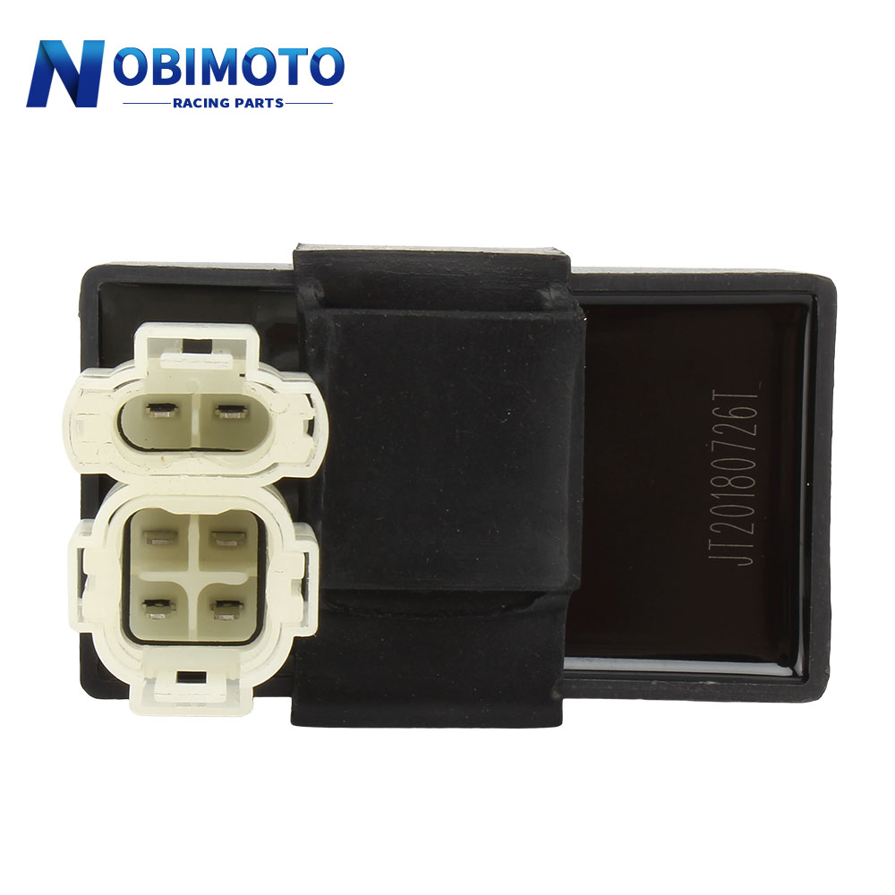Scooter GY6 6 PIN AC CDI Box Motorcycle Ignition AC CDI Box For Scooter GY6 100cc-200cc Engine AC Motorcycle Igniter CDI DQ-122