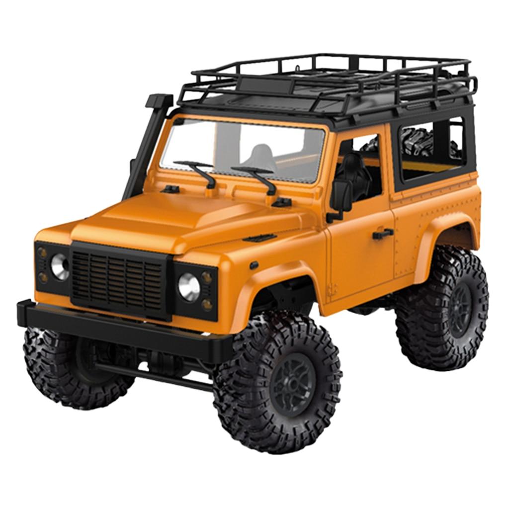 RC Fahrzeug Auto Spielzeug 1/12 Skala Pickup Lkw 4 Wheeling Fahren RC Rock Crawler Lkw DIY RC Modell Auto