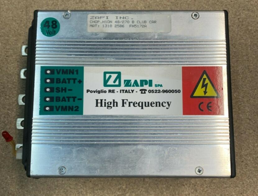 Zapi H1DN H1 Dn A2H132 24V 300A Dc Motor Controllers Voor Electrische Heftrucks Stapelaar