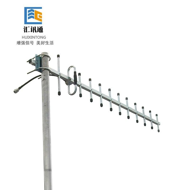 Huitong-amplificador de señal de teléfono móvil, Antena Yagi 16dbi, antena hf, 12...