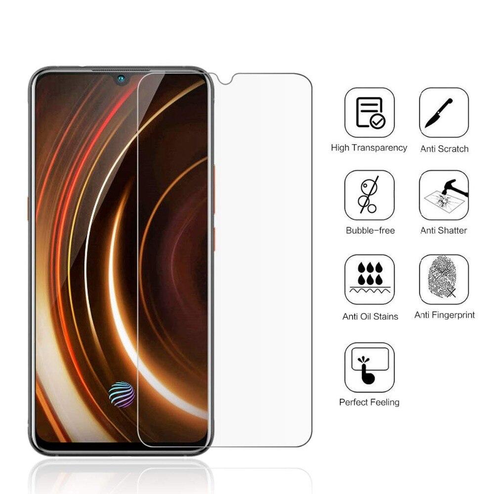 Vidro temperado Para Samsung Galaxy A10 A20 A20E A30 A40 A50 A60 A70 A80 Protetor de Tela para Samsung A51 A71 M30 M20 M10 9H Vidro