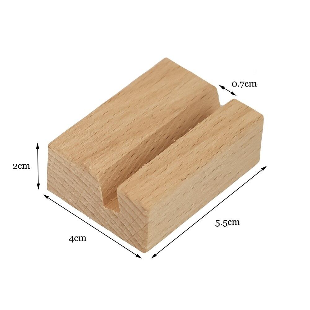 Деревянный держатель для этикеток, стойка для плаката, карты, банкнот, ценников, дисплей, подставка для меню, стойка для вывески, подставка с ...