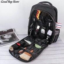 Hairdressing Tool Backpack Waterproof Barber Scissors Bag Luggage Storage Organizer Backpacks Travel