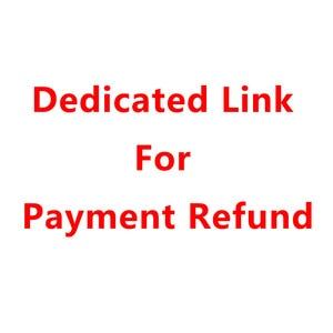 Выделенная ссылка для возврата оплаты (спасибо за ваше желание вернуть деньги)