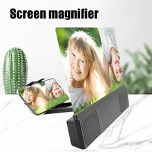 New Screen Amplifier Convenience Mobile Phone Magnifier Projector Screen for Movies Videos and Gamin