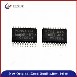 1 PCM5101APWR Pçs/lote original Novo DAC 16/24/32BIT 384K 20TSSOP