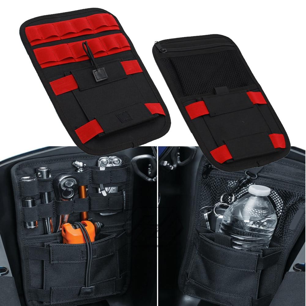 Accesorios para motocicleta y bolsa de sillín Kit de herramientas interiores... forforharley...