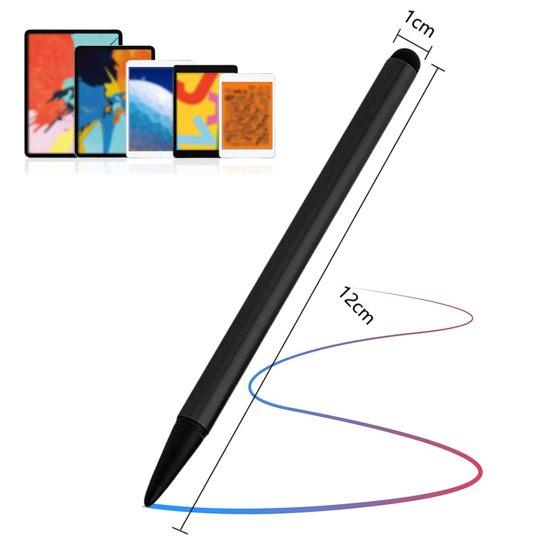 Tablets Screen pen Support Capacitance Screen & Resistance Screen Stylus Pen for Smartphone Tablet G