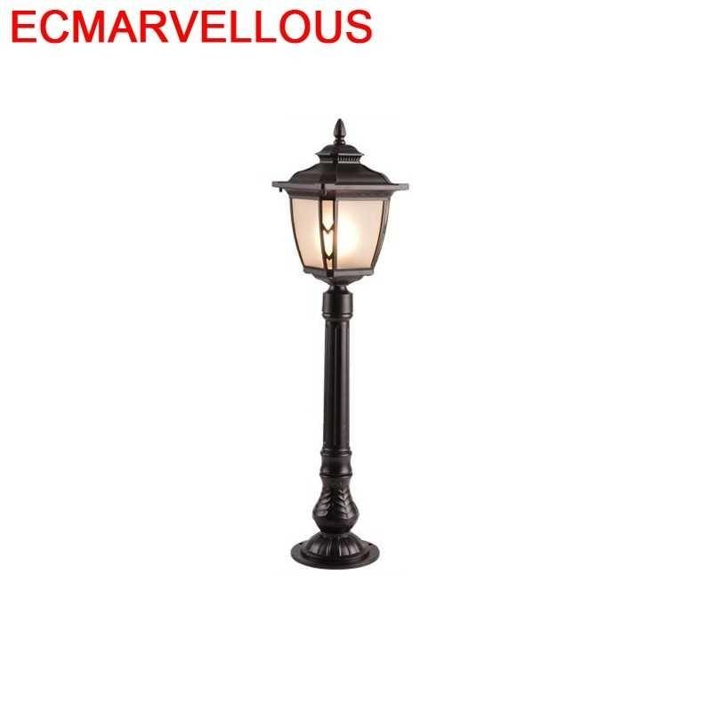 Lámpara De luz Exterior Para exteriores, luz Para jardín, luz LED Para...