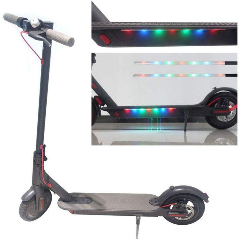 Profesional Scooter de luz de tira de LED nocturno luces para el mijo M365/M365 Pro eléctrica accesorios para Scooter