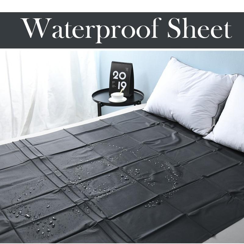Sex Red Black Waterproof Bedding Sheet Massage Flirting Climax Bdsm Bondage Adult Game Toys for Coup