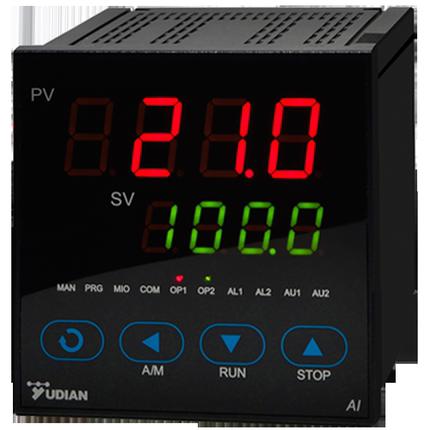 PID ذكي متحكم في درجة الحرارة شاشة ديجيتال التلقائي متحكم في درجة الحرارة التحكم في درجة الحرارة إنذار AI-501 AI-516P