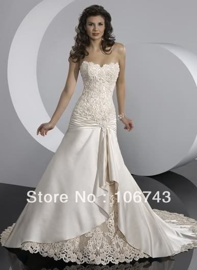 free shipping сексуальное confirmation african new design Applique Lace victorian style Bridal Gowns Bespoke Wedding Dresses
