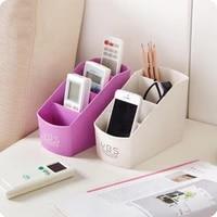 plastic multi case desktop storage box living room cosmetics storage box desktop cosmetics storage box