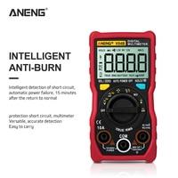 ANENG V04B True RMS Digital Professional Multimeter Tester Multimeter Autorange Multimetro AC/DC Current Voltage Ampere Meter