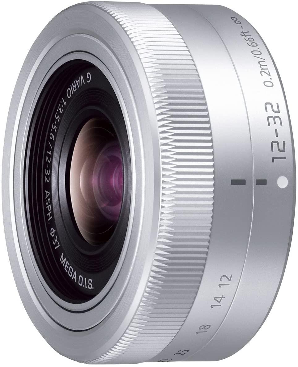 Panasonic-Micro cuatro Tercios de lentes intercambiables, LUMIX G VARIO 12-32mm / F3.5-5.6...