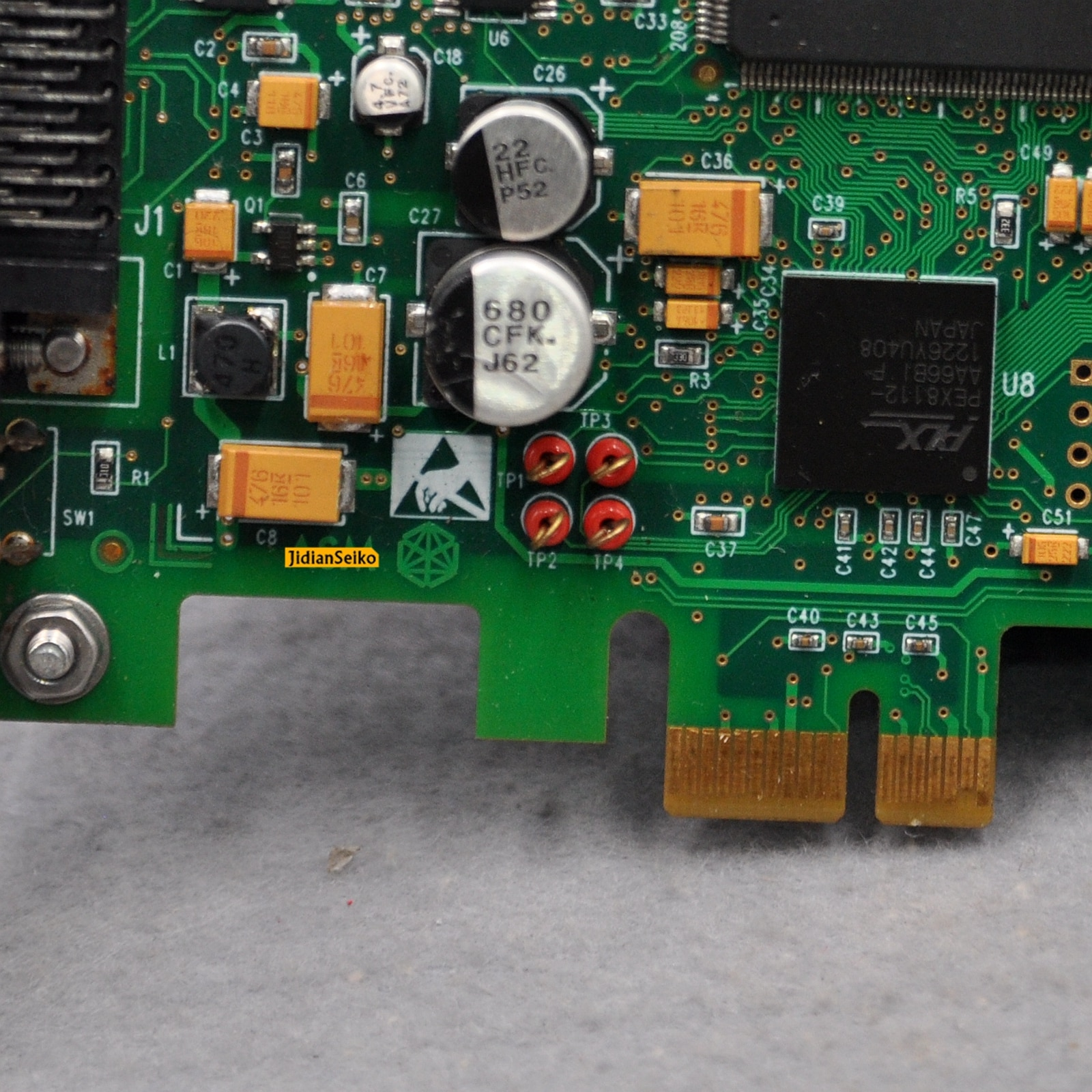 64-21322D Industrial Capture Card PCI Card enlarge