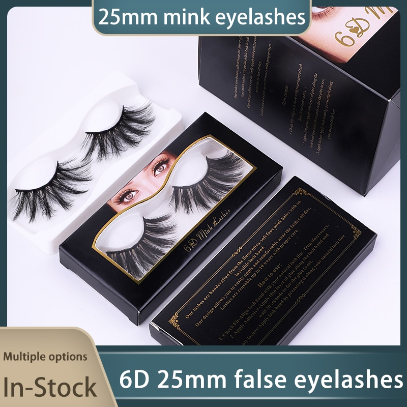 3D Mink Lashes Eyelash Beauty Makeup Tools Cruelty Lashes Thick Faux Cils Dramatic Volume Extension