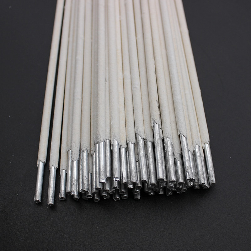 50pcs AL 4043 3.2mm/4.0mm Aluminium Arc Welding Rods Electrodes