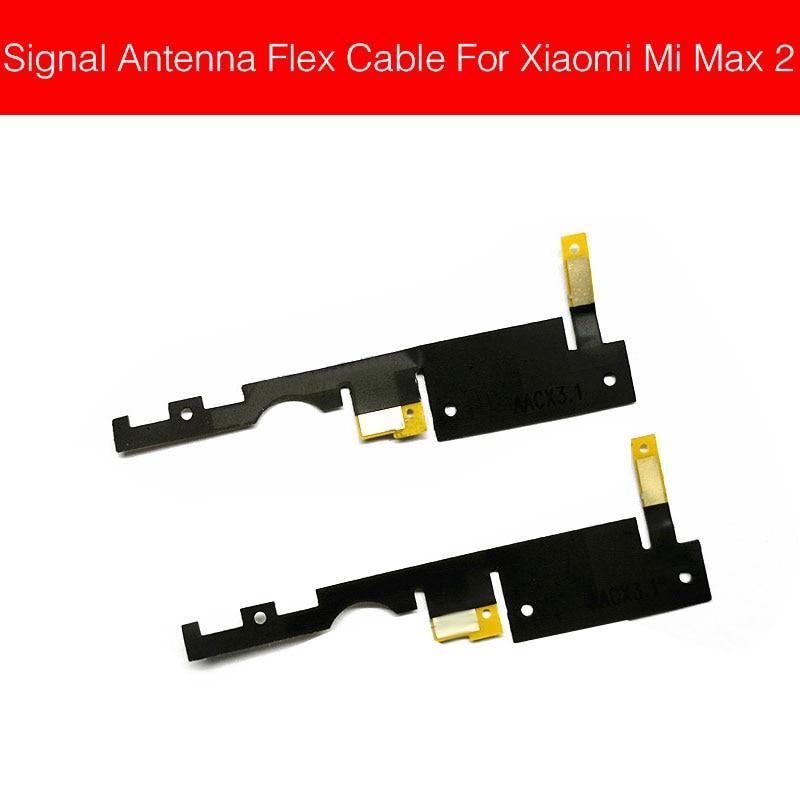 Wifi Signal Antenna Flex Cable For Xiaomi Mi Max 2 MiMax2 MDE4 Signal Antenna Flex Ribbon Cable Phone Replacement Repair