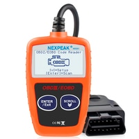 OBD2 Car Scanner Nexpeak NX201 Code Reader Auto Diagnostic Tool Universal EOBD OBD 2 Scanner