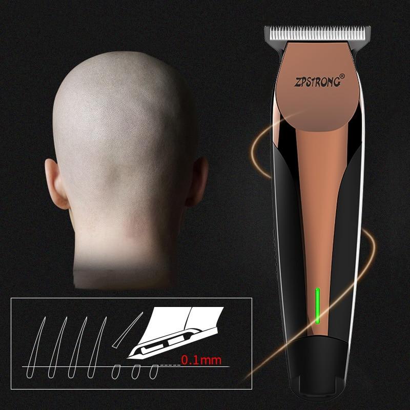 100-240V professional Hair Trimmer Electric Hair Clipper For Men Beard Trimmer hair cutter Barber Cordless haircut machine 0 mm
