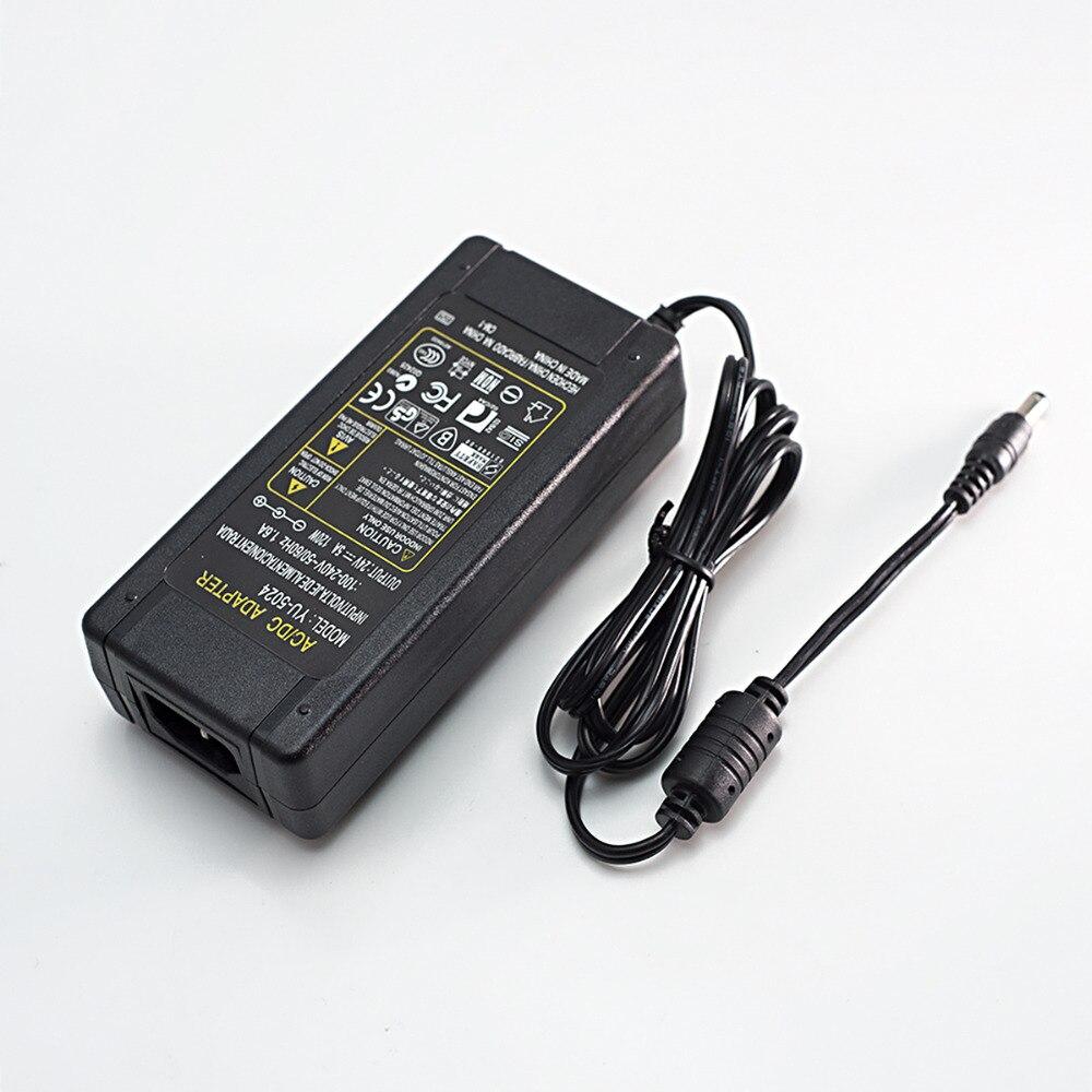 24V 5A 5000ma fonte de Alimentação de Comutação LED Transformador de Tensão de Alimentação 24V5A 24V fonte de alimentação Adaptador De Alimentação 120W