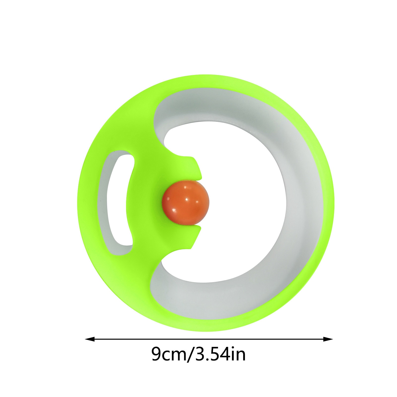 Fidget Toys Innovative Fidgeting Allows You To Spin And Make Tricky Fingertip Rotating Roulette Decompression Toys антистресс W* enlarge