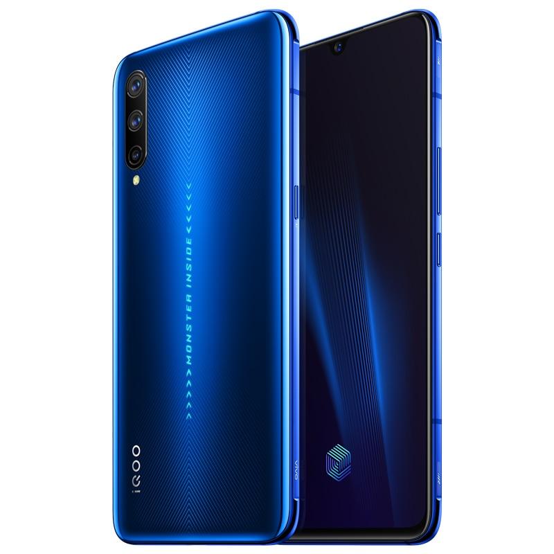 "Vivo iQOO Pro смартфон Snapdragon855 Plus 4500 мАч 44 Вт 6,41 ""экран 48MP камера 12 Гб 128 Гб мобильный телефон"